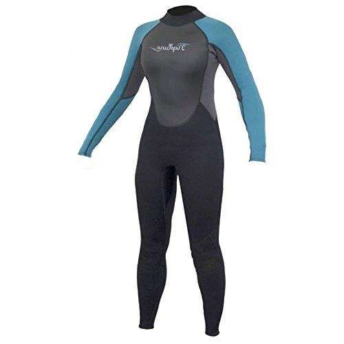 40eea53b7b GUL Women s Neptune 3 2mm Back Zip Full Wetsuit - Front
