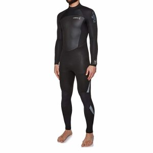 C-Skins Men's Legend 3:2mm Back Zip Full Wetsuit - Front