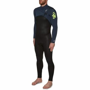 C-Skins Men's Legend 3:2mm Chest Zip Full Wetsuit - front