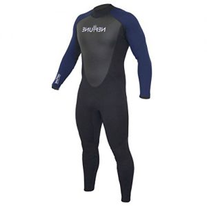GUL Men's Neptune 3:2mm Full Wetsuit - Front