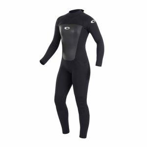 Osprey Women's Origin 3:2mm Back Zip Full Wetsuit -Front