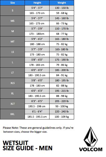 Volcom-Wetsuit-Size-Chart-Men-thewaveshack.com-min