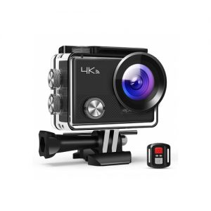 APEMAN 4k Ultra HD Waterproof Action Camera - Black
