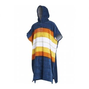 Billabong Adults Changing Robe Poncho - Blue