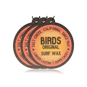 Birds Original Coconut Air Freshener - Triple Pack