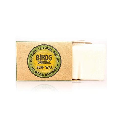 Birds Original Surfboard Wax Single Pack - Cool Water