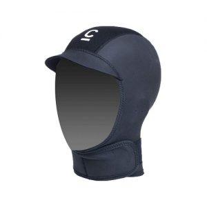 C-Skins Hot Wired Peaked Adjustable Wetsuit Surf Hood - 3mm