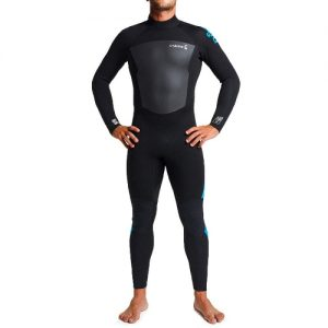 C-Skins Men's Legend 4:3mm Back Zip Full Wetsuit