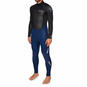C-Skins Men's Legend 5:4mm Back Zip Full Wetsuit