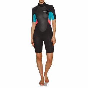 C-Skins Women's Element 3:2mm Back Zip Spring Wetsuit