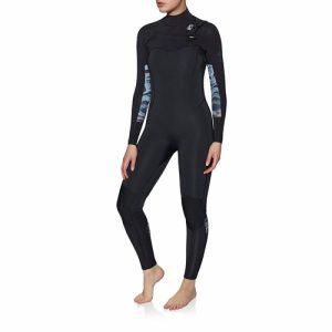 C-Skins Women's Element 3:2mm Chest Zip Full Wetsuit