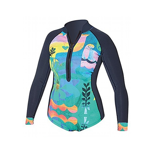C-Skins Women's Solace 2mm Front Zip Long Sleeve Spring Wetsuit