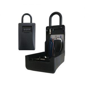 Frostfire Mooncode Portable Key Lock Box Safe