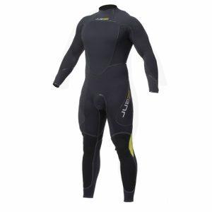 GUL Men's Zero 4:3mm Back Zip Full Wetsuit