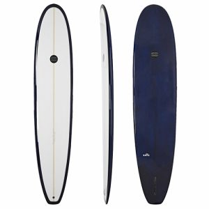 Maluku Longboard Single Fin Setup 9ft 6 - Pinline Blue