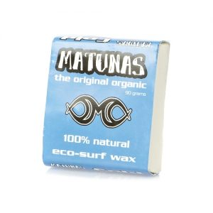 Matunas Surfboard Wax Single Pack - Cold Water