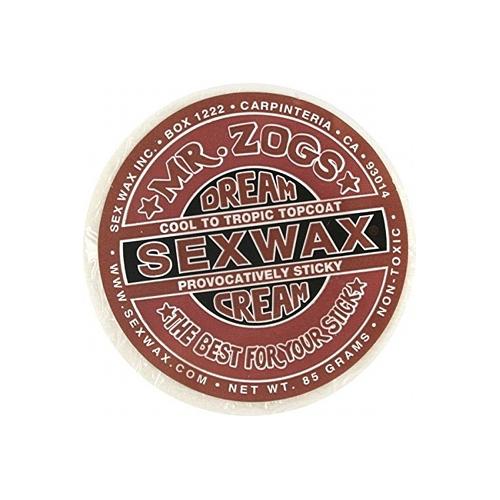 Mr Zogs Sex Wax Cool / Tropical Dream Cream Single Pack - Bronze