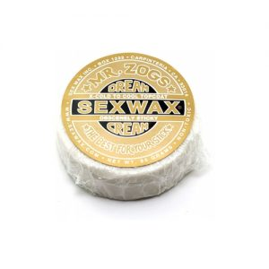 Mr Zogs Sex Wax Extra Cold / Cool Dream Cream Single Pack - Gold