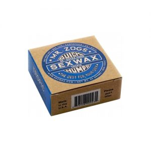 Mr Zogs Sex Wax Tropical Water Single Pack - 6X Extra Hard