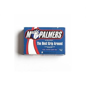 Mrs Palmers Surfboard Wax Single Pack - Cool Water