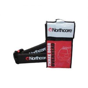 Northcore Overhead Three Door Surfboard Roof Rack Set
