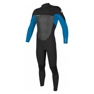 O'Neill Men's Epic 4:3mm Chest Zip Full Wetsuit