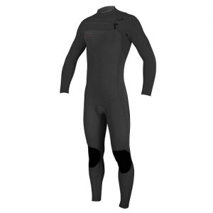 O'Neill Men's Hyperfreak 4:3mm Chest Zip Full Wetsuit