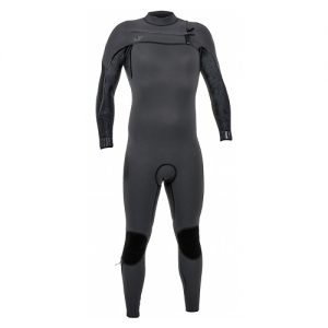 O'Neill Men's Psycho One 4:3mm Chest Zip Full Wetsuit