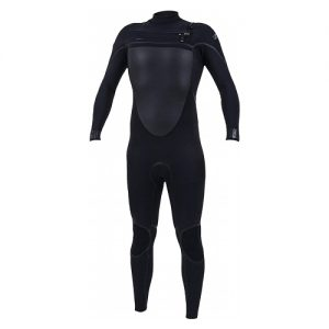 O'Neill Men's Psycho Tech 5:4mm Chest Zip Full Wetsuit