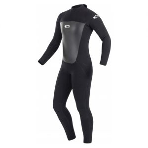 Osprey Women's Origin 5:4mm Back Zip Full Wetsuit