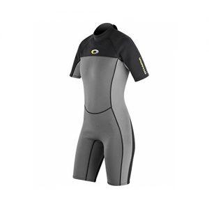 Osprey Women's Ossel 3:2mm Back Zip Spring Wetsuit
