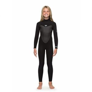 Roxy Girl's Prologue 3:2mm Back Zip Full Wetsuit