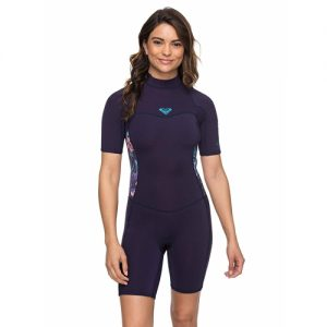 Roxy Women's Syncro 2mm Back Zip Spring Wetsuit