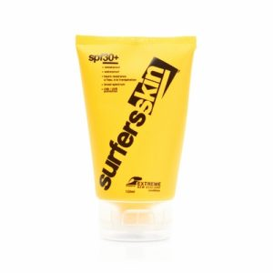 Surfers Skin SPF30+ Surfing Sunscreen - Clear