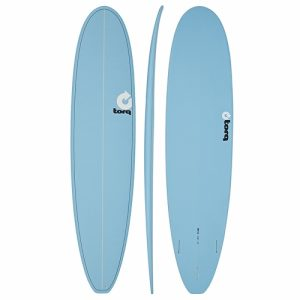 TORQ Mini Mal Thruster Fin Setup 8ft - Blue