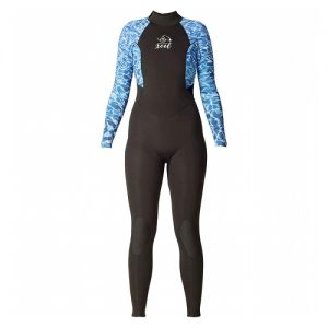 XCEL Women's Ocean Ramsey Axis 3:2mm Back Zip Full Wetsuit
