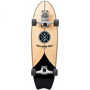 Two-Bare-Feet-Carving-Surfskate-Best-Gift-Ideas-For-UK-Surfers-thewaveshack.com-min