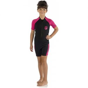 Cressi Kid's 2mm Spring Wetsuit - Pink