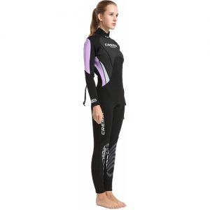 Cressi Women's 3:2mm Full Wetsuit - Purple