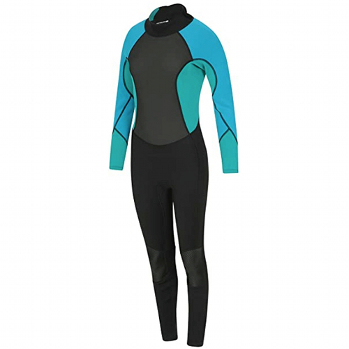 Mountain Warehouse Women's 3:2mm Full Wetsuit - Blue