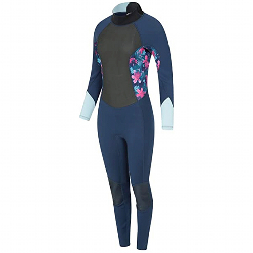 Mountain Warehouse Women's 3:2mm Full Wetsuit - Floral