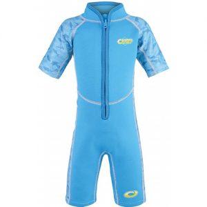 Osprey Kid's 3mm Summer Wetsuit - Blue