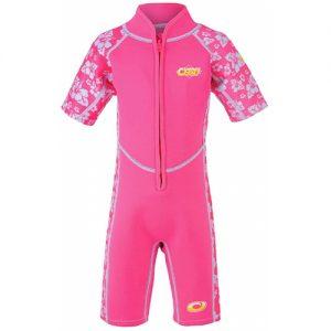 Osprey Kid's 3mm Summer Wetsuit - Pink