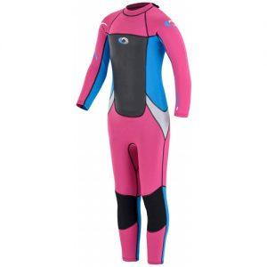 Osprey Kid's Origin 3:2mm Full Wetsuit - Pink