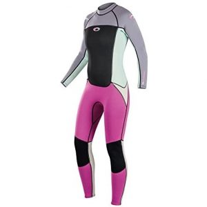 Osprey Women's Origin 3:2mm Full Wetsuit - Pink 2