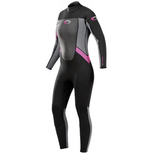 Osprey Women's Origin 3:2mm Full Wetsuit - Pink