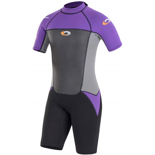 Osprey Women's Origin 3:2mm Spring Wetsuit - Purple